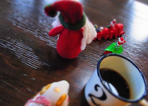 """""""メェーメェー(「珈琲を贈るクリスマス。」をありがとう)""""↑…。"""