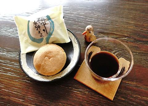 つぶつぶのチーズがアクセント。柳津の花火大会の後、きまって涼しい風が吹く。