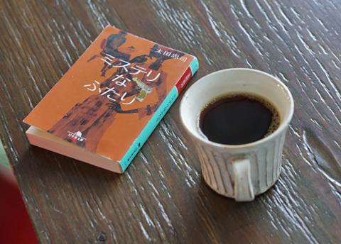 馴染みの淑女も特別、太田忠司著の小説を好んで読んでいます↑…。