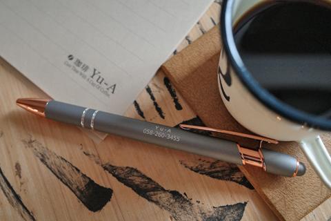 Yu-Aのボールペン