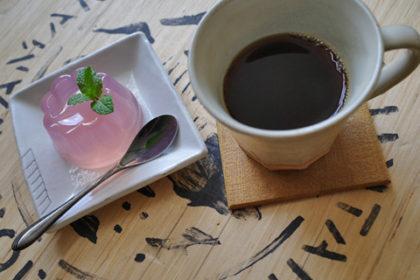 桜の寒天&春闌ブレンド