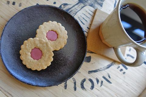 南谷さんがお気に入りのクッキー