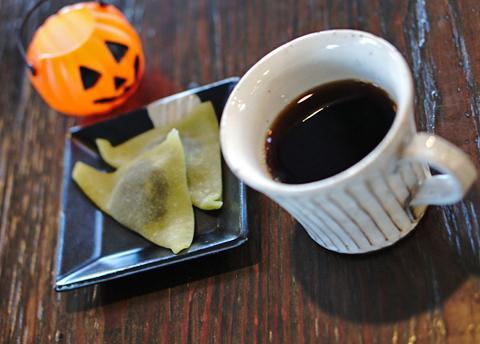 だったら抹茶と言えば、京都でなく愛知県の西尾でしょっ↑。