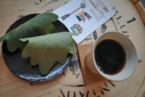 川島屋のかしわ餅