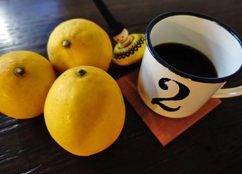 ゆーあのアメリカンは、ハナコ・ヤマダ レモンのミディアムです!?…。