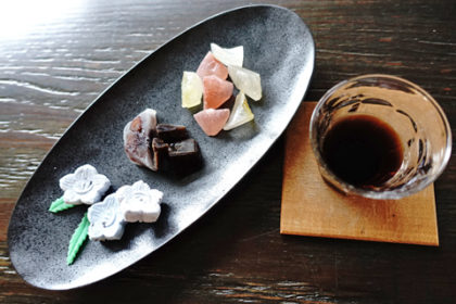干菓子&マンデリン